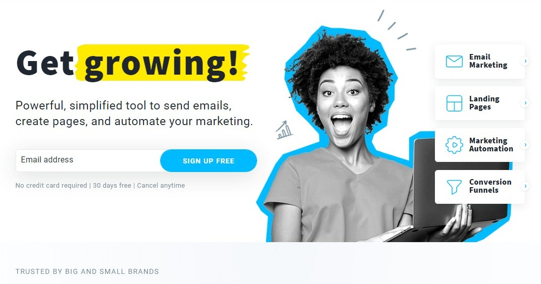 GetResponse - Trusted Marketing Software, Email Marketing and Beyond