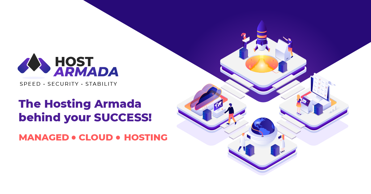 HostArmada - Fast, Reliable and Stable Web Hosting, Domain, Vps Cloud