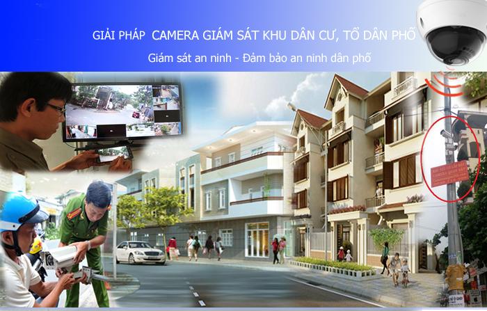 Kết quả hình ảnh cho Lắp đặt camera an ninh cho khu dân cư, tổ dân phố